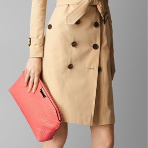 Burberry Chichester Crossbody Bag Rose Pink